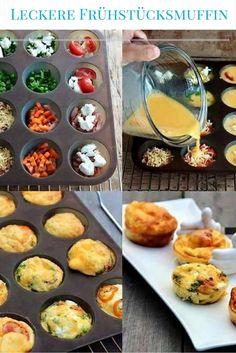 Kennt Ihr schon unsere gesunden Frühstücksmuffins? Natürlich auch als Snack (ideal für unterwegs) geeignet! Viele weitere gesunde + vor allem leckere Rezeptideen erhaltet Ihr in unserer Konzeptmappe oder der geheimen VIP-Gruppe.