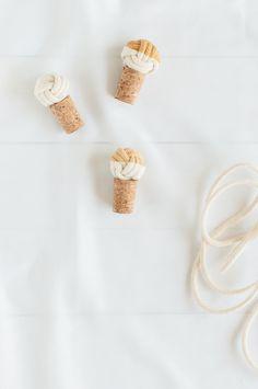 DIY rolha com nó de marinheiro | A Parede Indecisa