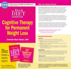 1000+ images about The Beck Diet Solution on Pinterest | Diet ...