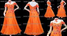 Modern dance dress model no. 1439