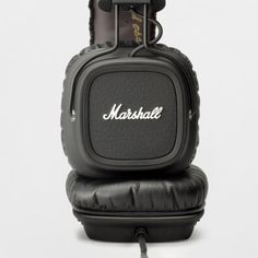 Marshall Headphones Major Black | Headphones side