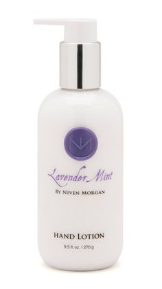 Light, refreshing and non-greasy, this hydrating hand lotion is specifically formulated for quick absorption. Organic aloe vera blended with extracts of arnica, shea butter and algae restore and nourish. Use regularly with Niven Morgan Hand Soap and Hand Cream. Find Niven Morgan Lavender Mint Hand Lotion at dermpoint.com!