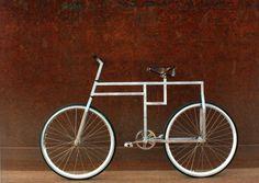 Square bike..