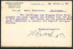Legnica1909r-Telegram