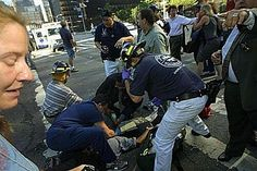 9/11/01 as the media doesn't want you to see it (WARNING: Very graphic; not antiseptic)
