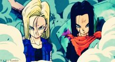 """I got Androids 17 & 18! Which """"Dragon Ball Z"""" Villain Is Your Kindred Spirit?"""