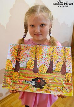 Best 11 Art video for kids to teach them how to draw, paint and Fall Crafts For Toddlers, Easy Fall Crafts, Crafts For Girls, Christmas Crafts For Kids, Toddler Crafts, Diy For Kids, Art Videos For Kids, 4th Grade Art, Kids Art Class