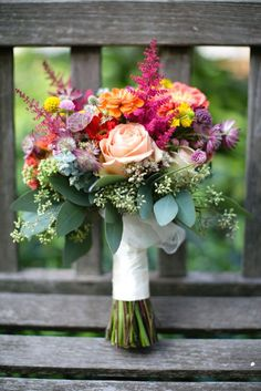 bohemian wedding nice bouquets 3