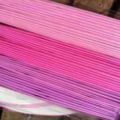 Colors, kolory pomponów, set of tissue pompoms, princess, róż, pompony, zestaw, socute.pl