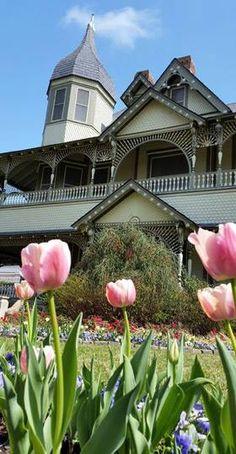 The W.H. Stark House in Orange, Texas