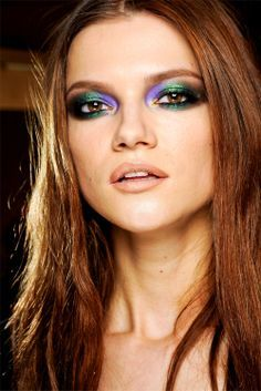 versace runway makeup pat mcgrath - Google Search