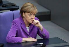 """Kanzlerin Merkel: """"Diplomatische Fortschritte können weitere Sanktionen vermeiden"""""""