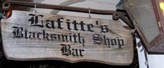 The oldest bar on Bourbon Street