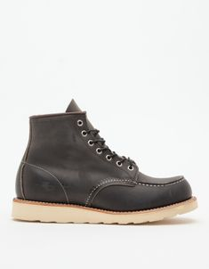 Looking for the perfect Red Wing Heritage 8890 Moc - Mens? Please click and view this most popular Red Wing Heritage 8890 Moc - Mens. Red Wing Boots, Black Boots, Men's Shoes, Shoe Boots, Wing Shoes, Shoes Style, Fashion Boots, Mens Fashion, Abercrombie Men