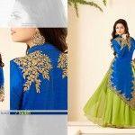 LT Nitya Vol 86 Madhubala Fabrics Salwar Suit Wholesale Catalog 11 pcs (2)