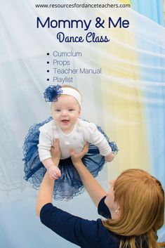 How to run a successful Mommy and Me ballet class. Mommy and me ballet class, Me and my grown up, come dance with me etc are one of my favourite classes to teach. For a start the kids are a… Teach Dance, Dance Camp, Ballet Quotes, Dance Quotes, Toddler Dance Classes, Toddler Ballet, Ballet Class, Dance Teacher, Tiny Dancer