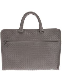 BOTTEGA VENETA Intrecciato Briefcase. #bottegaveneta #bags #shoulder bags #hand bags #leather