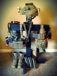 Chest rig battle belt minimalist mlticam hsgi gear cross