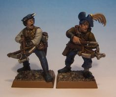 Mordheim mercenaries
