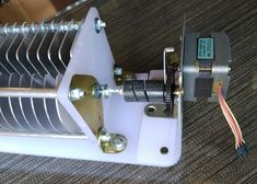 Condensador variable alta tensión HF – e-micronica