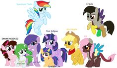 mlp+the+next+generation | MLP: Next Generation by Ravenslpash26