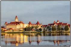 Grand Floridian Disney Resort | Love this hotel. New Alice in Wonderland water area for kids, monorail to parks, delicious restaurants, incredibly beautiful.