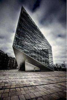 The Crystal, Copenhagen. By Smith Hammer Lassen Architects. #allgoodthings #danish spotted by @missdesignsays