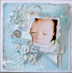 Heartfelt Creations | Sweet Little Baby