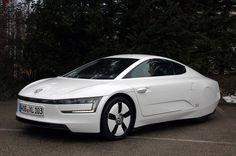 2014 Volkswagen XL1 First Drive