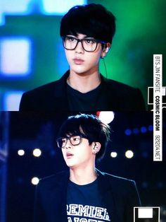 bespectacled beauty :: JIN © CosmicBloom