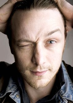 James Mcavoy...great actor...
