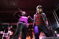 J-Dog and Danny of Hollywood Undead