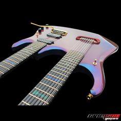 Crimson Guitars King 21 Doubleneck.