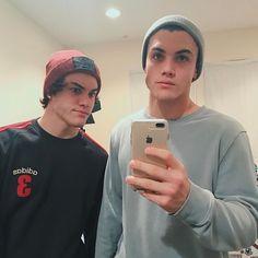 Dolan twins 2017 Instagram. Grayson Dolan 2017 Instagram. Ethan Dolan 2017 Instagram