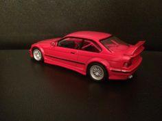 1/43 BMW M3 E36 GTR By Minichamps
