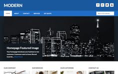 A small business website design example.  Make it your website today at https://justaddcontent.com