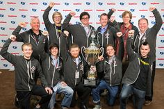 The Knights from the University of Central Florida are the 2015 National Collegiate Cyber Defense Competition National Champions.
