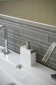 glass bathroom tiles - Google Search
