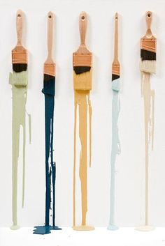 24 Great Colors article - paint colours designers love  Why do I love this?