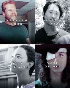 My beautiful precious sweet angels you will always stay in our hearts forever til the end no matter what you have no idea how much i miss you and how much it hurts not seeing you on the show anymore love you forever 🌏❤ Walking Dead Quotes, Walking Dead Tv Series, Walking Dead Zombies, Fear The Walking Dead, Carl Grimes, Daryl Dixon, Best Shows Ever, Tv Shows, Cherokee Rose