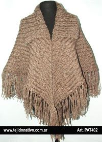 Tapestry Weaving, Loom Knitting, Shawls And Wraps, Fur Coat, Textiles, Ganchillo Ideas, Elsa, Sweaters, Jackets