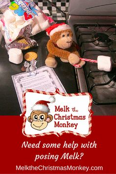 Melk, the Christmas Monkey is on his way to visit your family again this year, to teach your children who God is in the days leading up to Christmas. If you don't have Melk's book, you can get it here.  Each lesson, with it's letter from Melk to your child, and it's activity give instructions and …