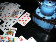 Vykládání karet aneb chcete znát svou budoucnost? 2. díl Playing Cards, Playing Card Games, Game Cards, Playing Card