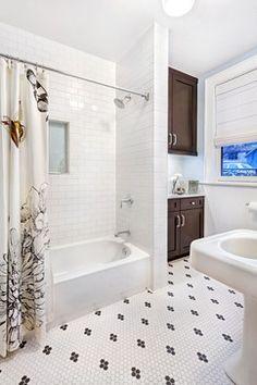 Best Daltile Favorites Images On Pinterest Master Bathroom - Daltile black and white floor tile