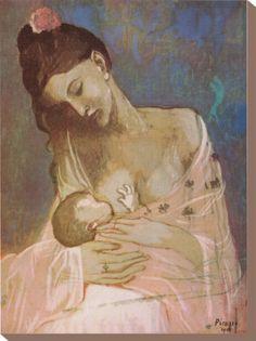 "Pablo Picasso ""Maternity"""