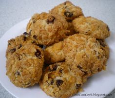 Cate Can Cook, So Can You!!: Chocolate Cornflake Slice & Cornflake Cookies