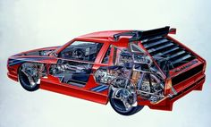 Under the Skin: Lancia cutaways