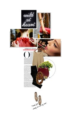 """""""wild at heart"""" by summerbreeze85 ❤ liked on Polyvore"""
