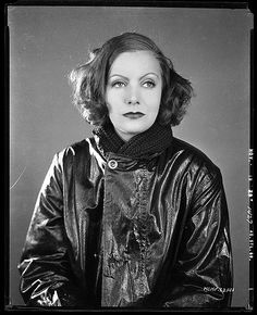Greta Garbo camera negative from Anna Christie by Clarence Sinclair Bull. Hollywood Cinema, Old Hollywood Stars, Old Hollywood Glamour, Classic Hollywood, Hollywood Icons, Marlene Dietrich, Brigitte Bardot, Divas, Mary Pickford