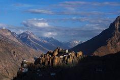 Spiti Valley - Himalaya Mountains (between Tibet and India)